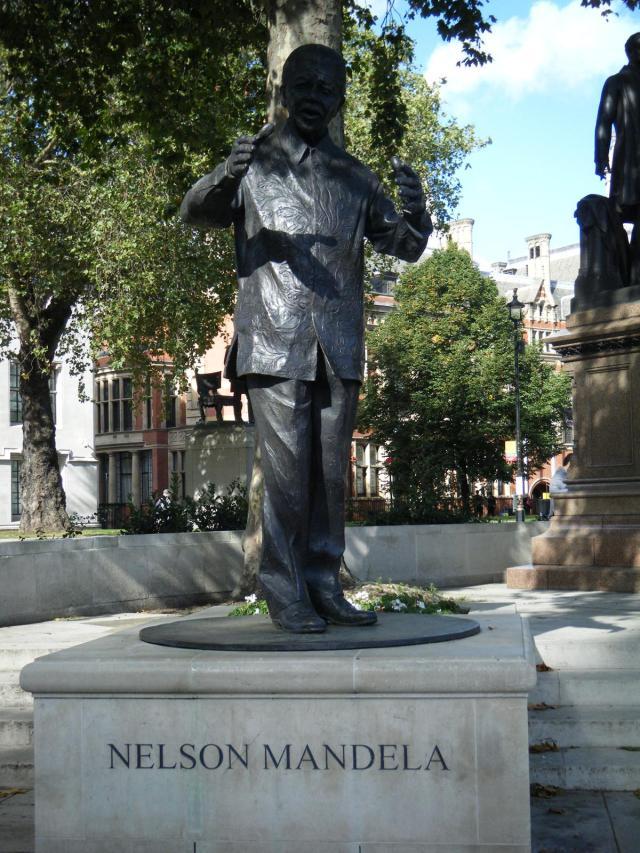 Nelson Mandela London