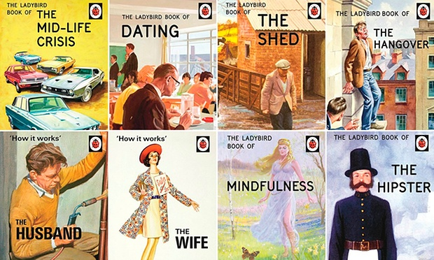 ladybird for adults