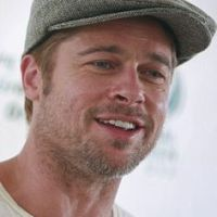 Caps and being crafty, and Brad Pitt