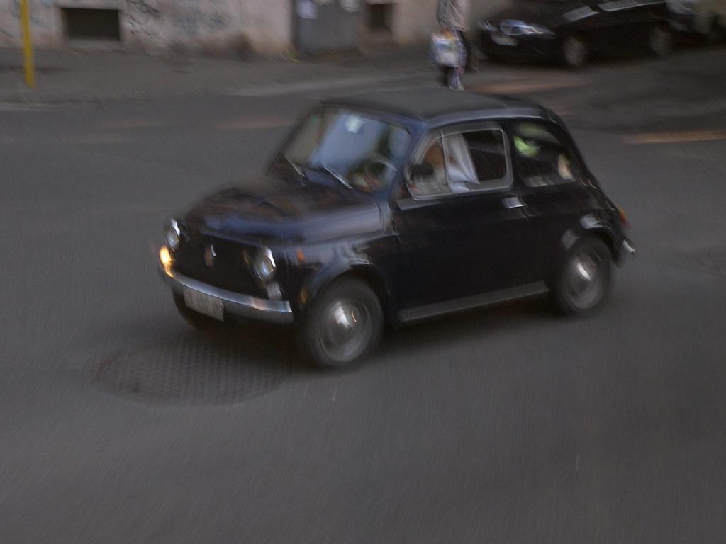 nun driving